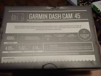 GARMIN DASHCAM 45 BRAND NEW