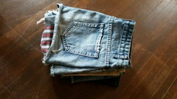 Lot of shorts// name brand!