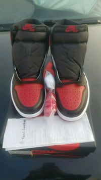 Jordan 1 Banned (DS) and Jordan 3 JTH for $620 Los Angeles, 90002
