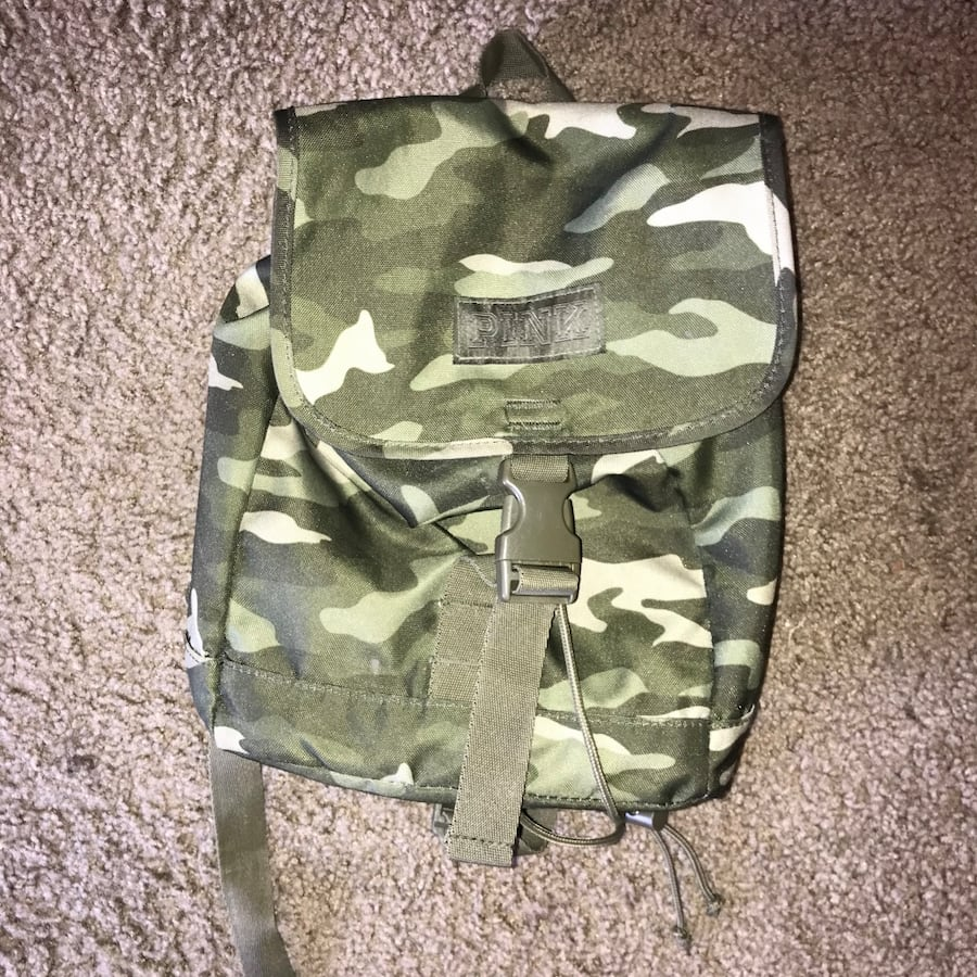 WOMENS BACKPACK ( BAND: PINK )