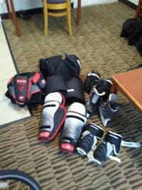 Hockey Outfit