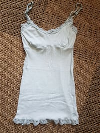 Baby blue American Eagle size Small tank top Belleville, K8P 3P1