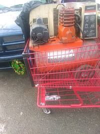 red and black portable generator Oakland, 94621