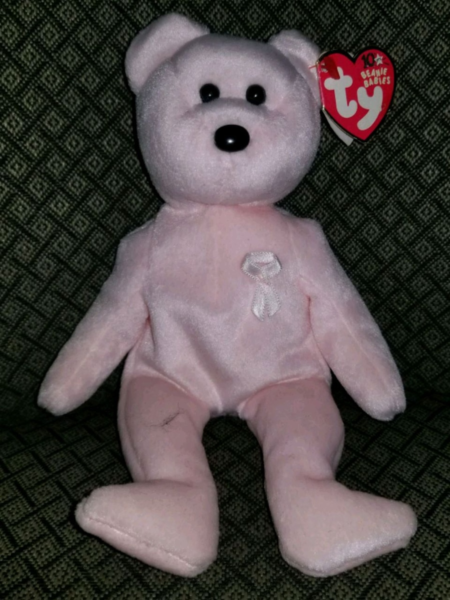 Ty Promise the Breast Cancer Awareness Bear NWT