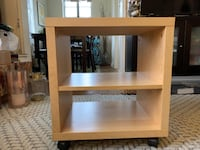 Ikea Side Table or Cart Storage
