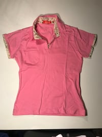 Brand new pink T-shirt size S Stockholm, 112 18