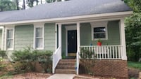 HOUSE For Rent 3BR 3BA Raleigh