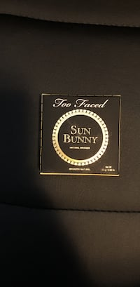 NEW mini too faced bronzer in box