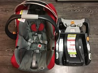Chicco keyfit 30 car seat with 2 based