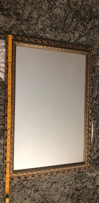 Vintage mirror 27x19 can be hung both ways  Concord, 94519