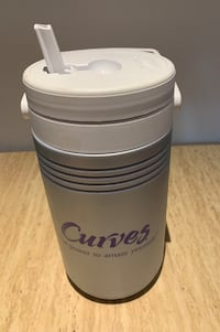 Large beverage container