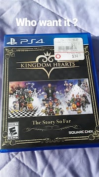 Kindom of Hearts Ps4 Games