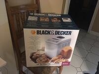 Black & Decker bread maker Toronto, M1S 1M6