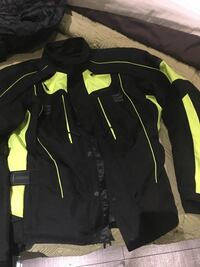 Dainese all weather jacket with thermal layer