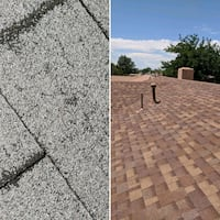 Roof replacement 1628 mi