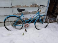 Columbia antique girls 5speed bicycle all in good shape.   I accept cash only