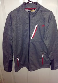 Head Tennis Zippered Warm Up Jacket Size Large  London