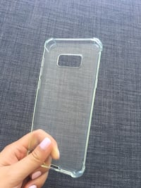 Clear Galaxy S8 Plus Phone case