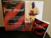 'Deeply Involved' Self Published Fiction Urban Novel Clarksville, 37042
