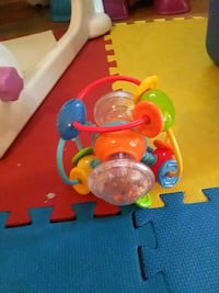 toddler's multicolored plastic toy Gatineau, J8T 2W6