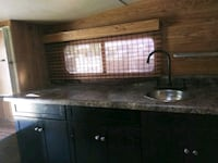 black and gray kitchen cabinet Oakland, 94601
