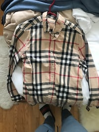 Burberry shirt size medium Toronto, M6S 4L7
