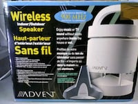 Advent wireless speaker Brampton, L6V 3H6
