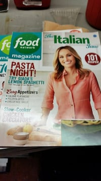 FOOD NETWORK MAGAZINES CLIFTON