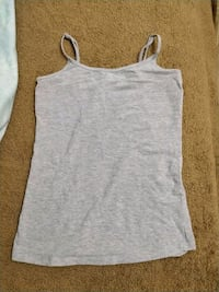 gray and white tank top New Westminster, V3L 3K1
