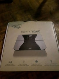 BRAND NEW IN BOX Smart Weigh BODY FAT SCALE   Toronto, M4Y 2P3