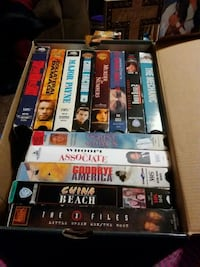 assorted-title DVD case lot Vallejo, 94589