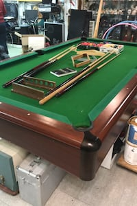 Billiards table  Vaughan, L4J 6K8