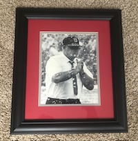 Ohio State Woody Hayes Snow Poster Columbus, 43081