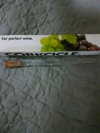Wine chiller corkcicle. Bnib Mississauga