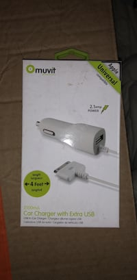 White Apple compatible Car Charger Port Richey, 34668