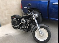 03 Harley Davidson Anniversary Edition Sportster 1200 (TRADES WELCOME)
