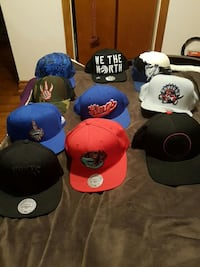 Mitchell & Ness/Adidas Snap backs Ontario, M3L 1M6