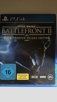 Sony Playstation 4 Star Wars Battlefront II Elite Trooper Deluxe Edition Sankt Georgen im Schwarzwald, 78112