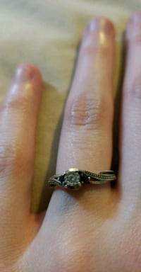 Vera Wang Promise Ring