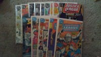 Justice league comics Maryville, 37801