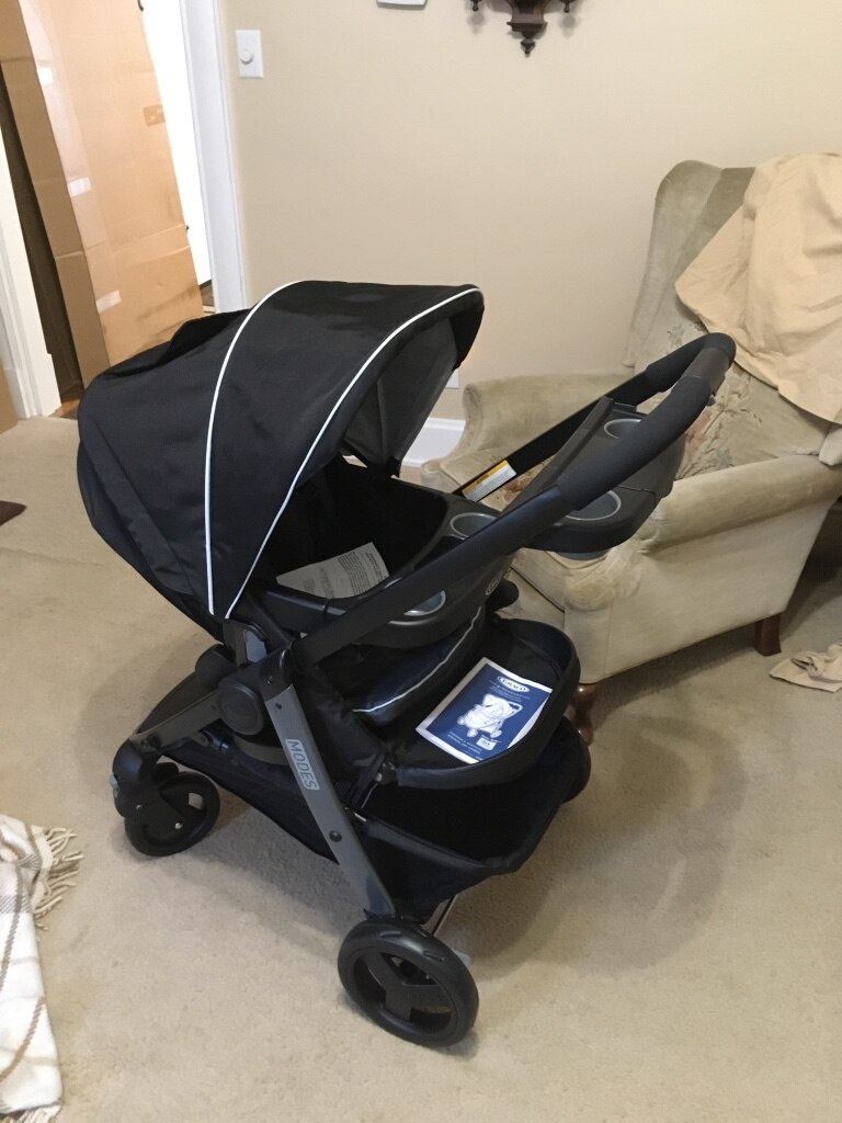 Photo Graco Modes Click Connect Stroller with Reversible Seat-NEW!