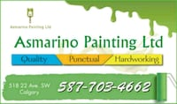interior and exterior painting Calgary