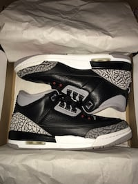 "Air Jordan 3 Retro OG BG ""Black Cement"" Mississauga, L5J 1L3"