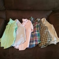 Boys shirts size 5/6 Fairfax, 22030