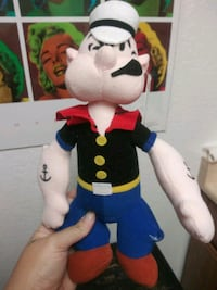 Popeye Collector Doll