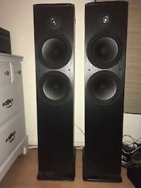 Polk Hi-End Tower Speakers in Excellent Condition