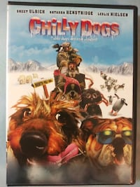Chilly Dogs dvd