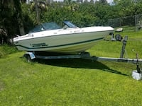 Boat with trailer Port Charlotte, 33980