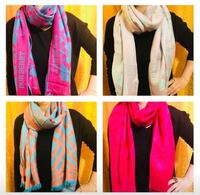 Burberry scarves in 4 pink shades  Toronto