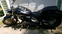 black and gray cruiser motorcycle Smithtown, 11787